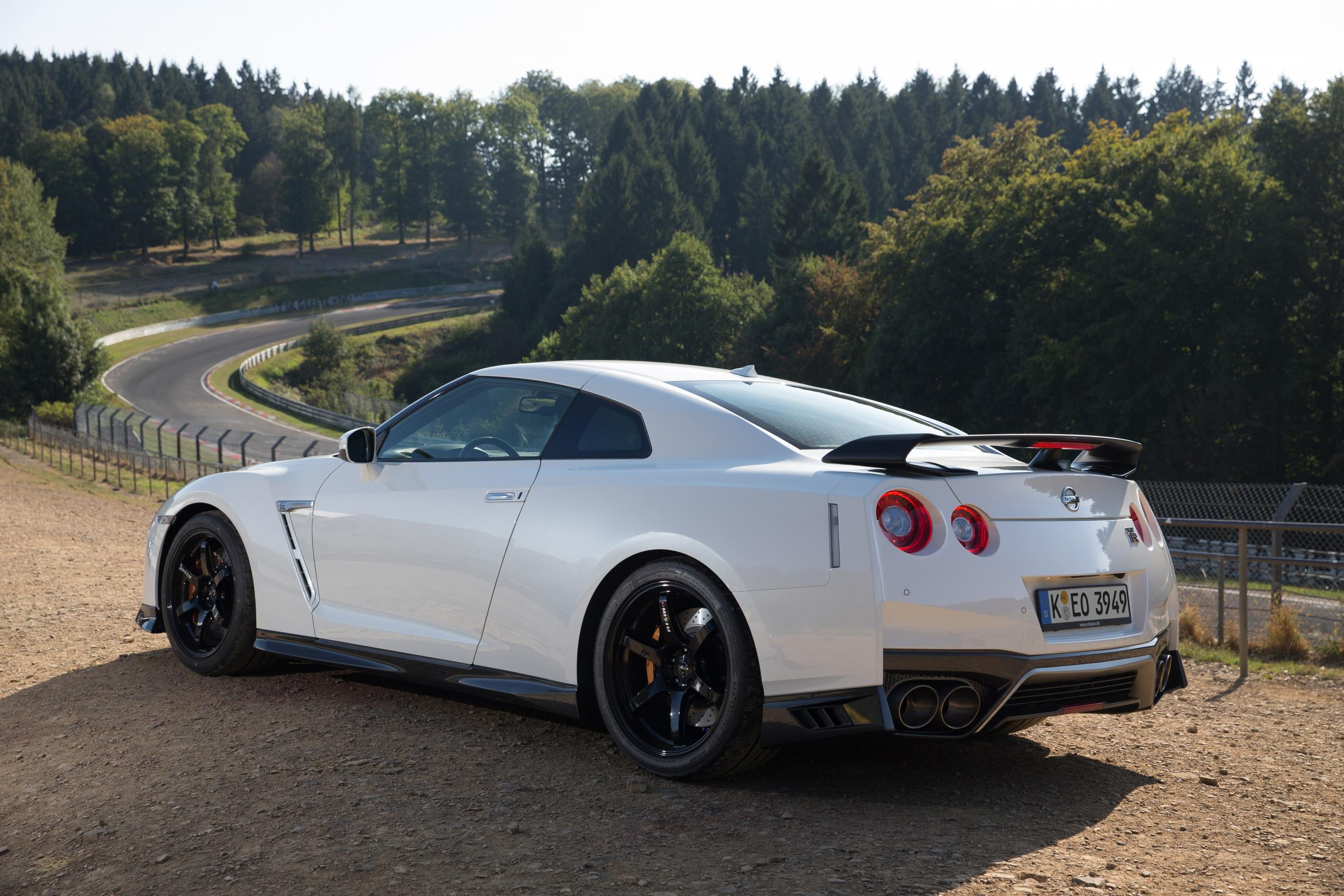 Official 2017 Nissan Gt R Track Edition By Nismo Gtspirit