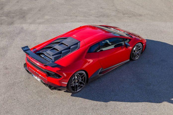 Novitec Torado Lamborghini Huracan RWD (14)