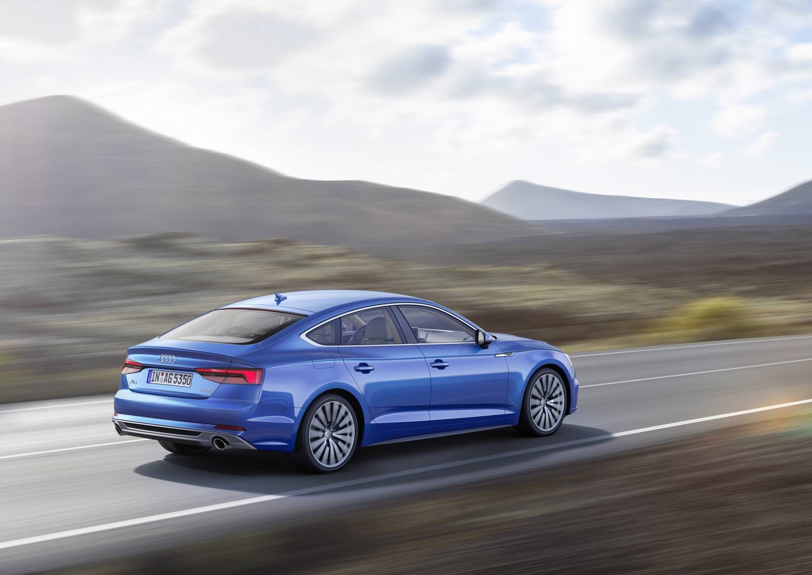 Official: 2017 Audi A5 and S5 Sportback - GTspirit