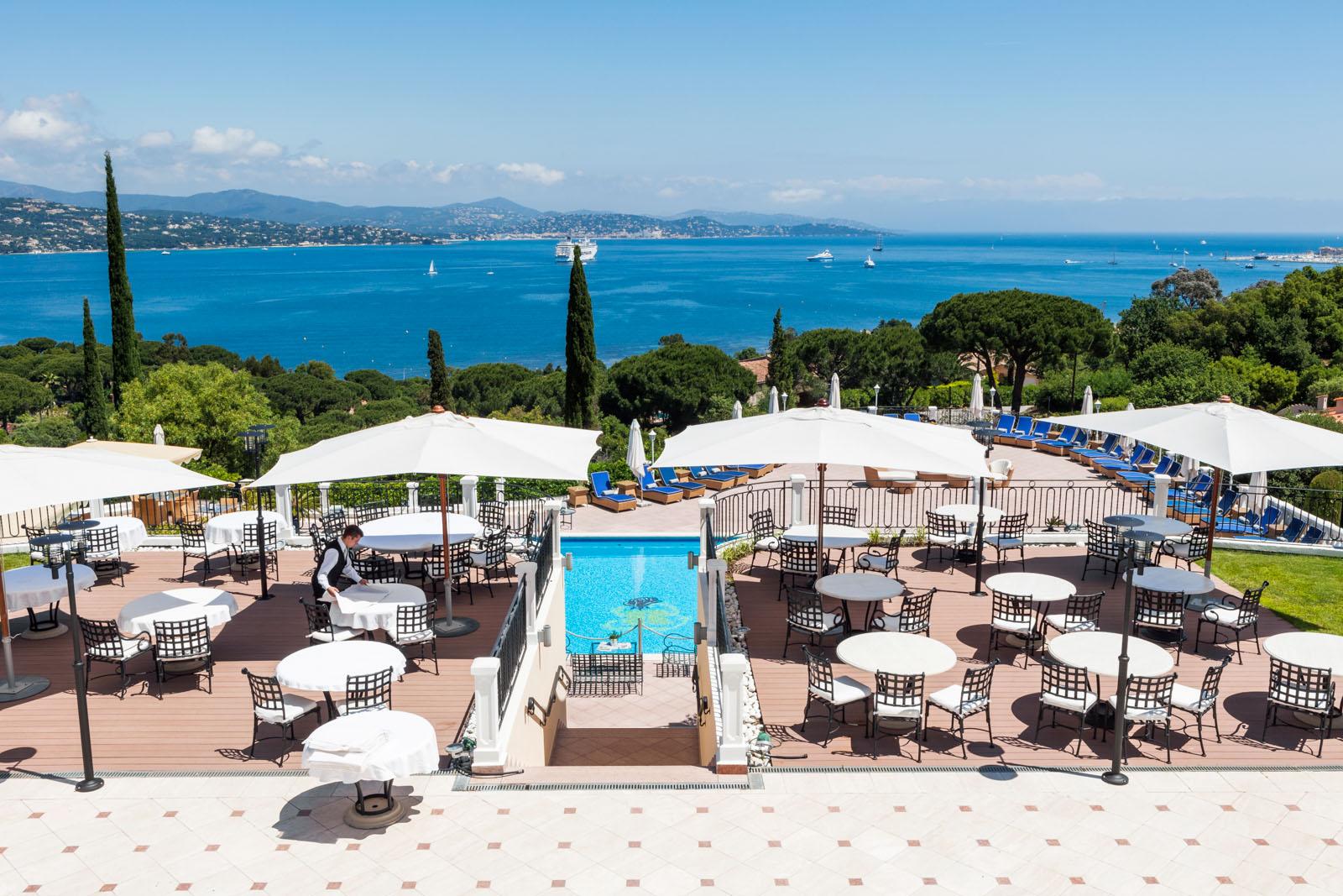 Villa Belrose Restaurant Menu
