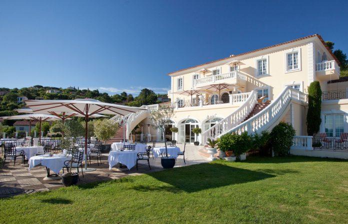 Villa Belrose Terrace Restaurant
