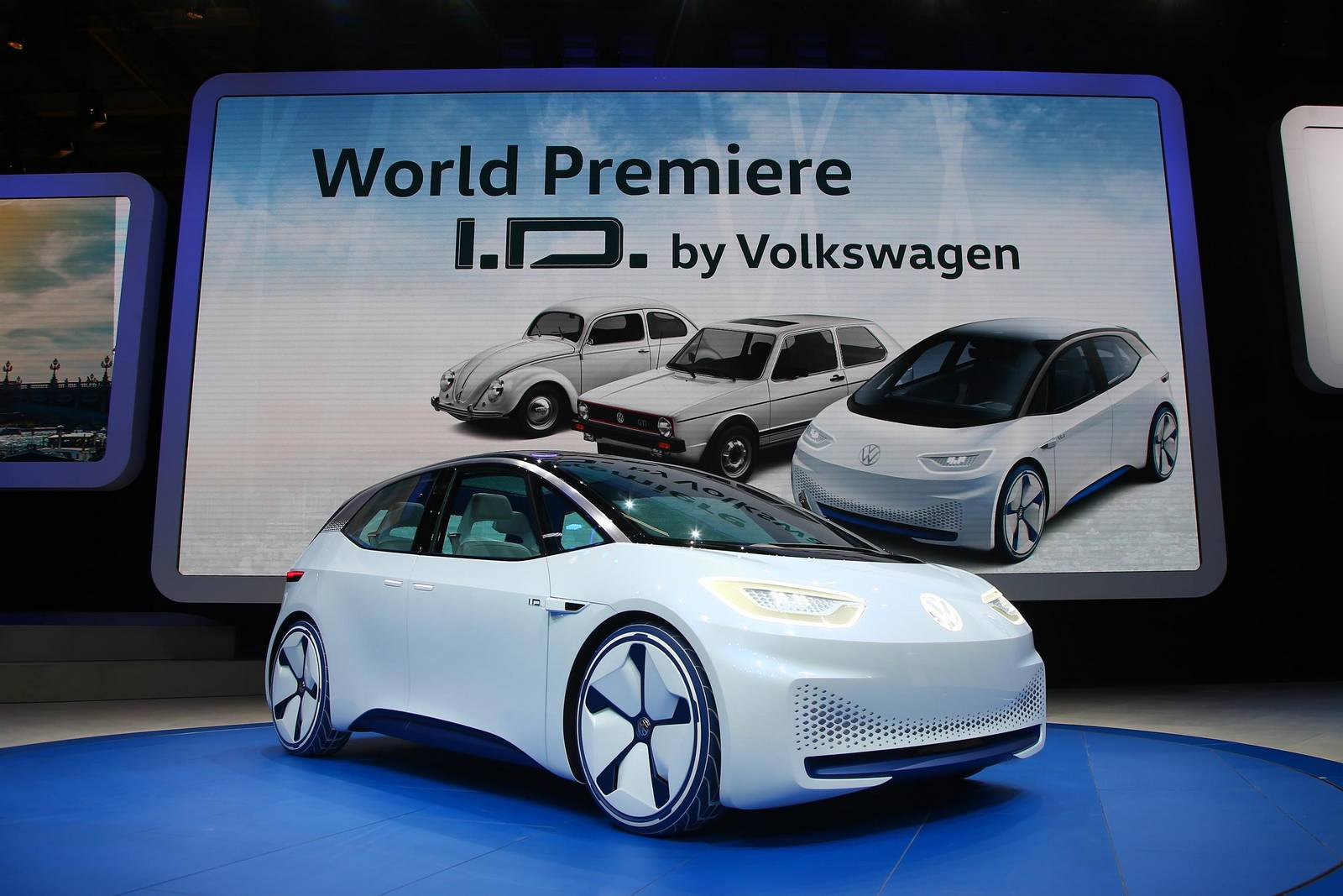 Paris motor show 2016 highlights the e mobility for Garage volkswagen paris 10