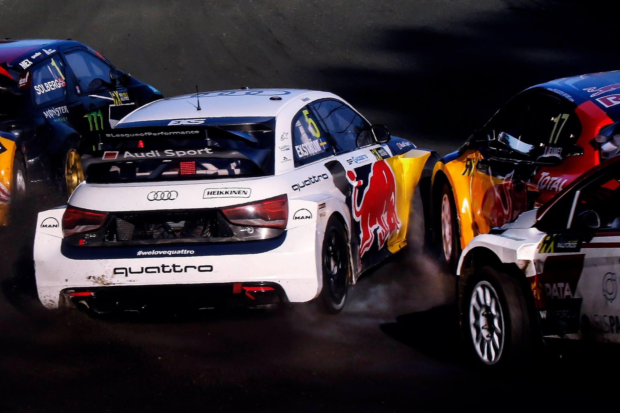 FIA Rallycross: Ekstrom Crowned 2016 World RX Champion at Estering ...