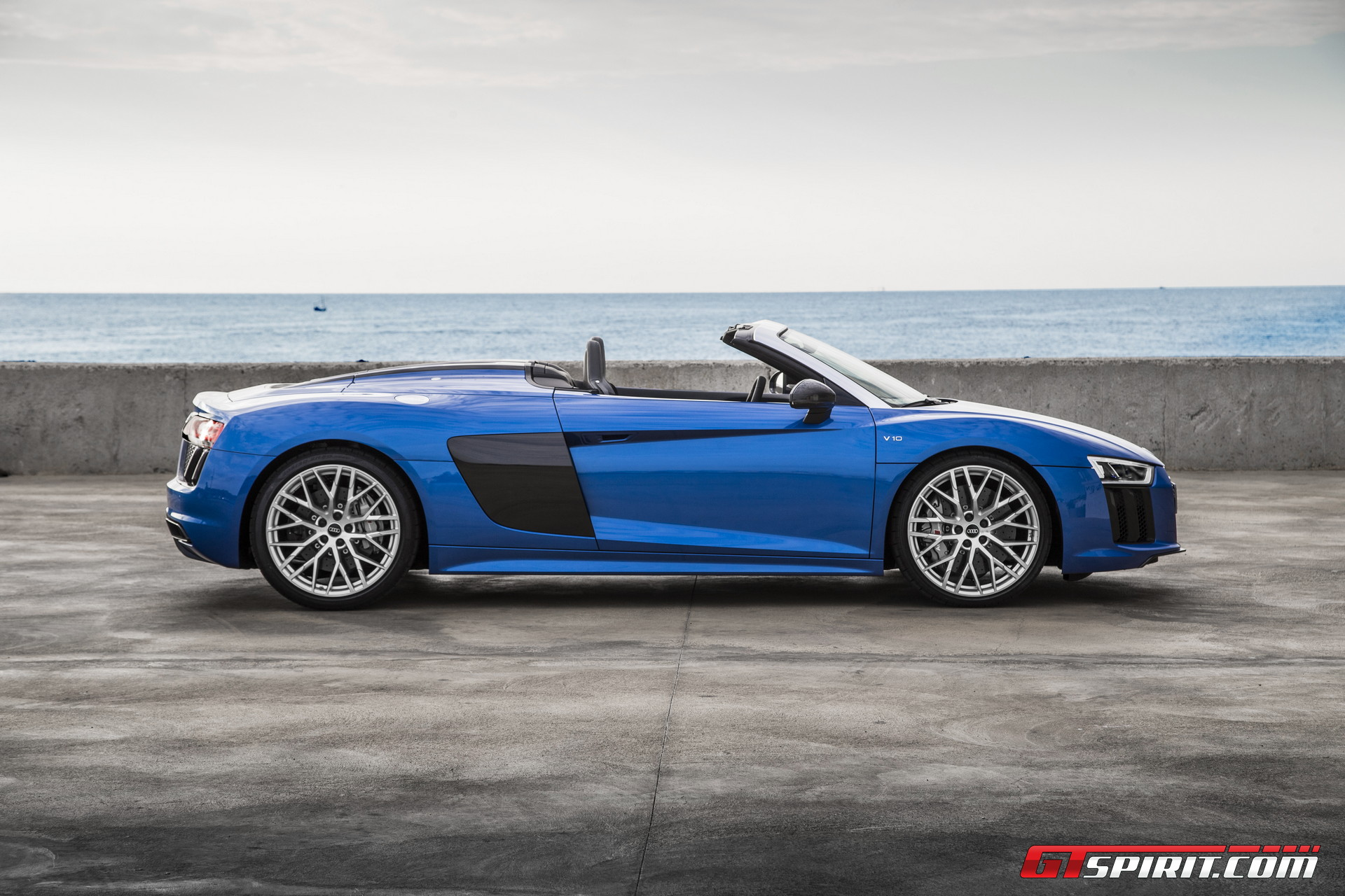 2017 Audi R8 V10 Spyder Review Gtspirit
