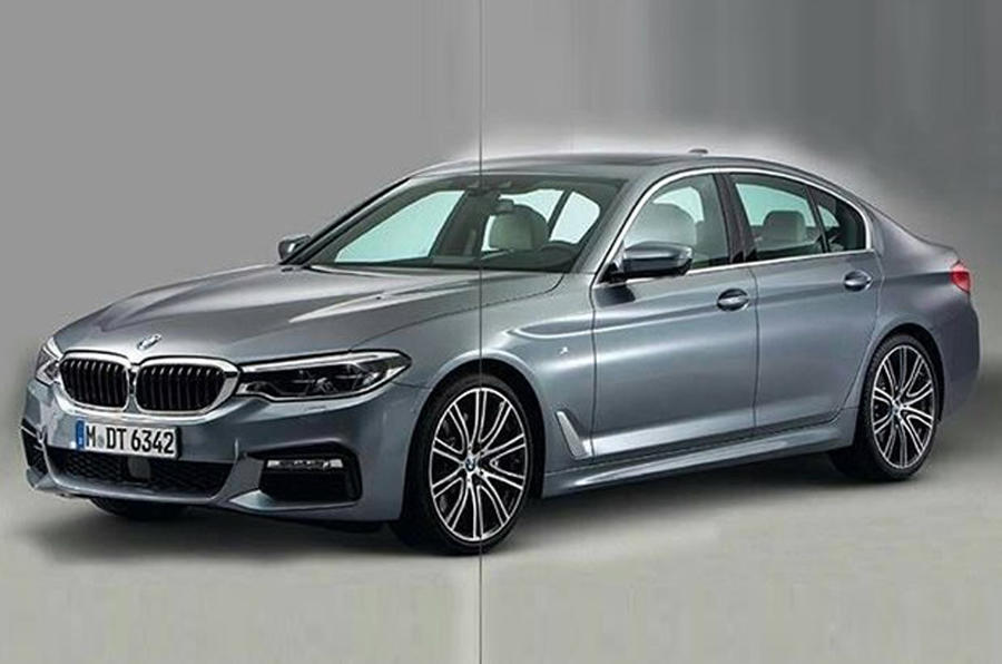 Ordinaire 2018 BMW G30 5 Series Leaked Online