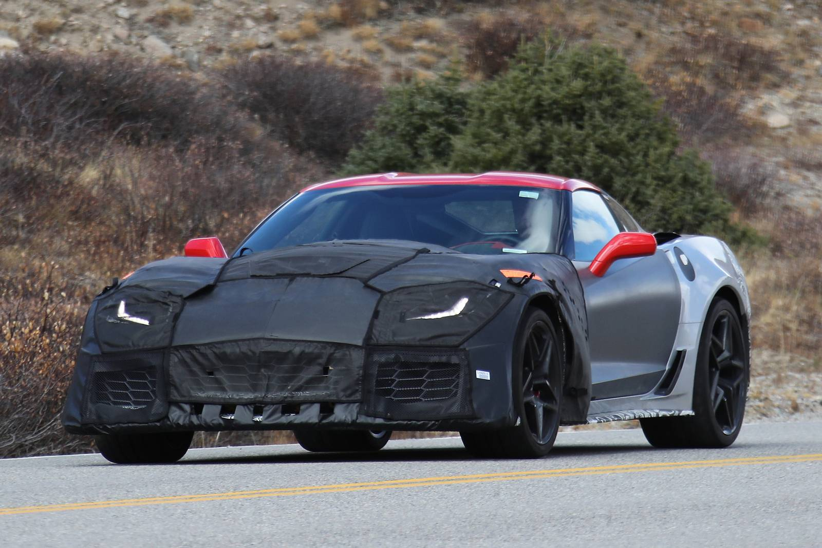 700hp 2018 zr1 to be the last front engined corvette gtspirit. Cars Review. Best American Auto & Cars Review