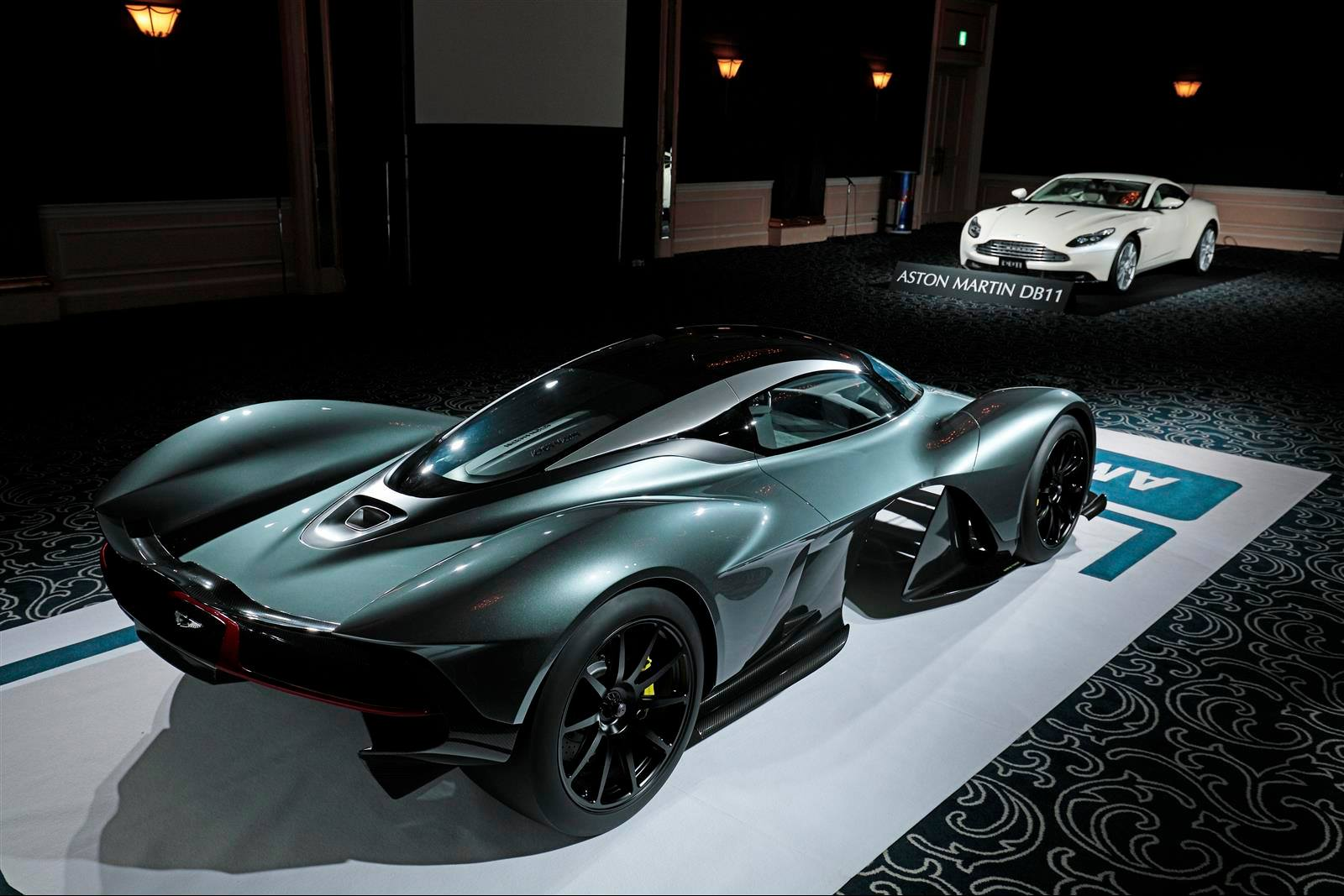 Rb Car Company >> Aston Martin AM-RB 001 to Hit Over 402km/h Top Speed - GTspirit