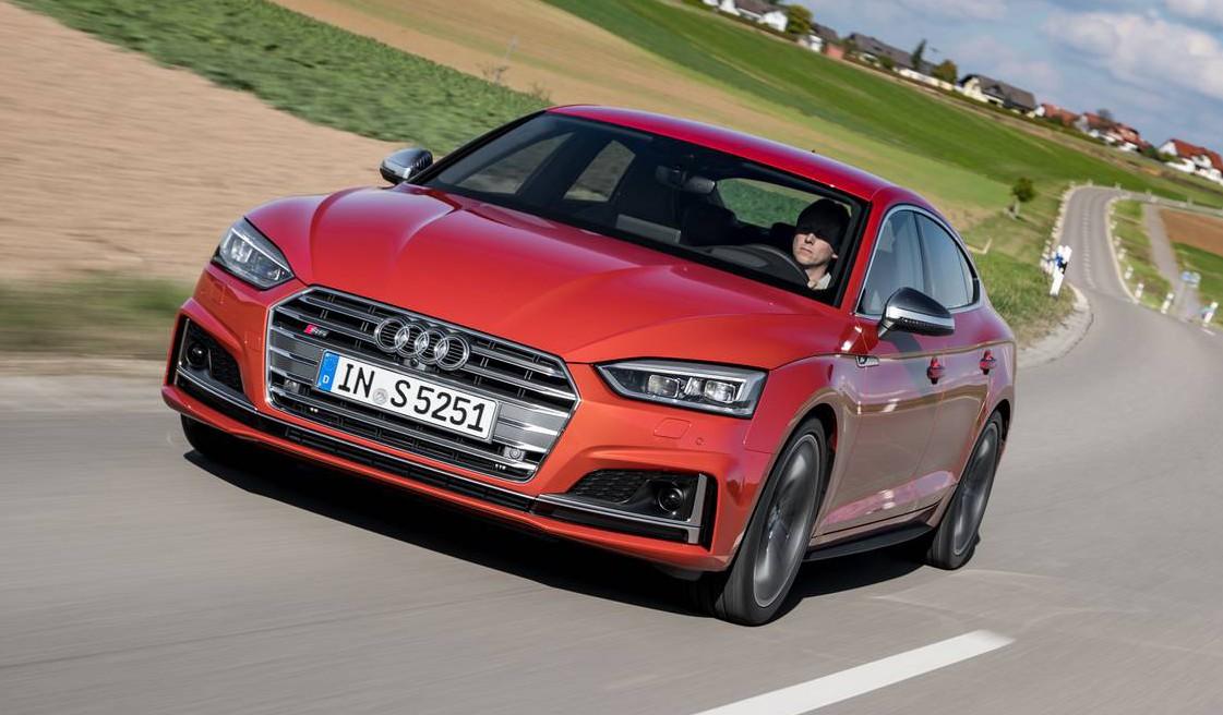 2017 Audi S5 Sportback Review Supercar