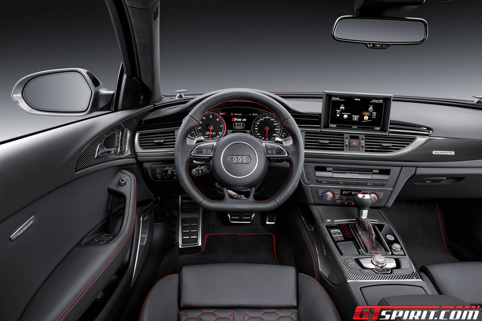 2017 Audi Rs6 Performance The 1 000 Mile Review Gtspirit