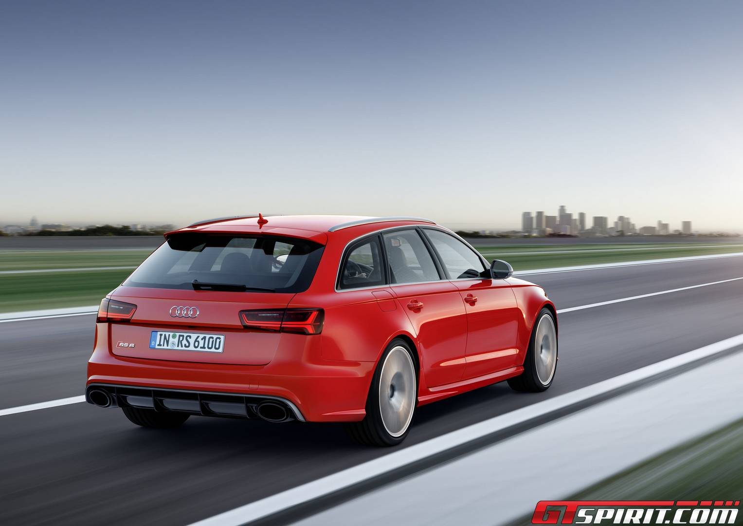 2017 Audi RS6 Performance – The 1,000 Mile Review - GTspirit