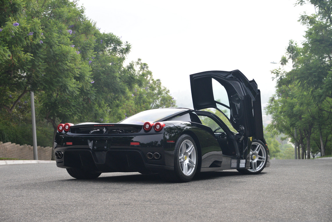 black ferrari enzo for sale in the us at 3 400 000 gtspirit. Cars Review. Best American Auto & Cars Review
