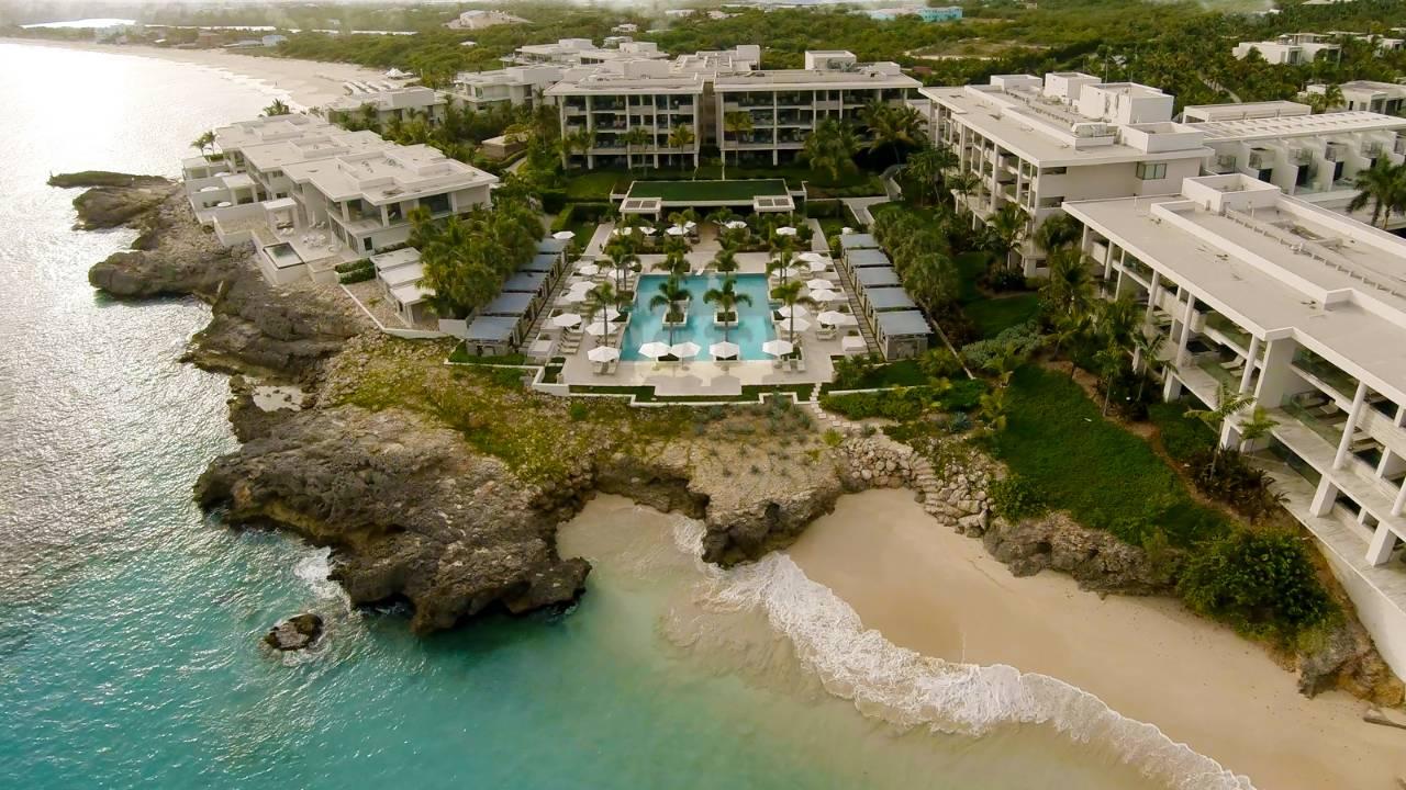 Luxury Beach Resort Anguilla