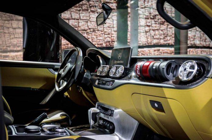 Mercedes-Benz X-Class (25)
