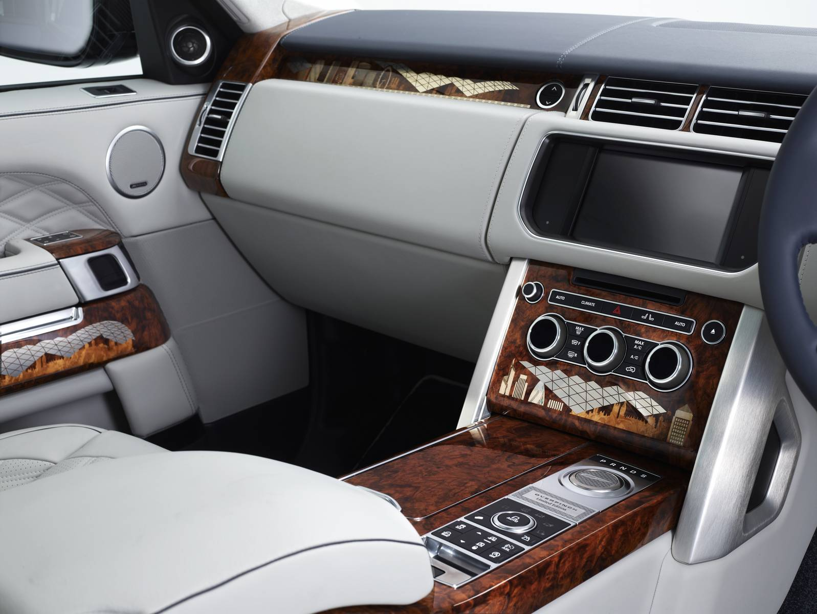 Official: 1 of 1 Overfinch Range Rover London Edition, £249,990 ...