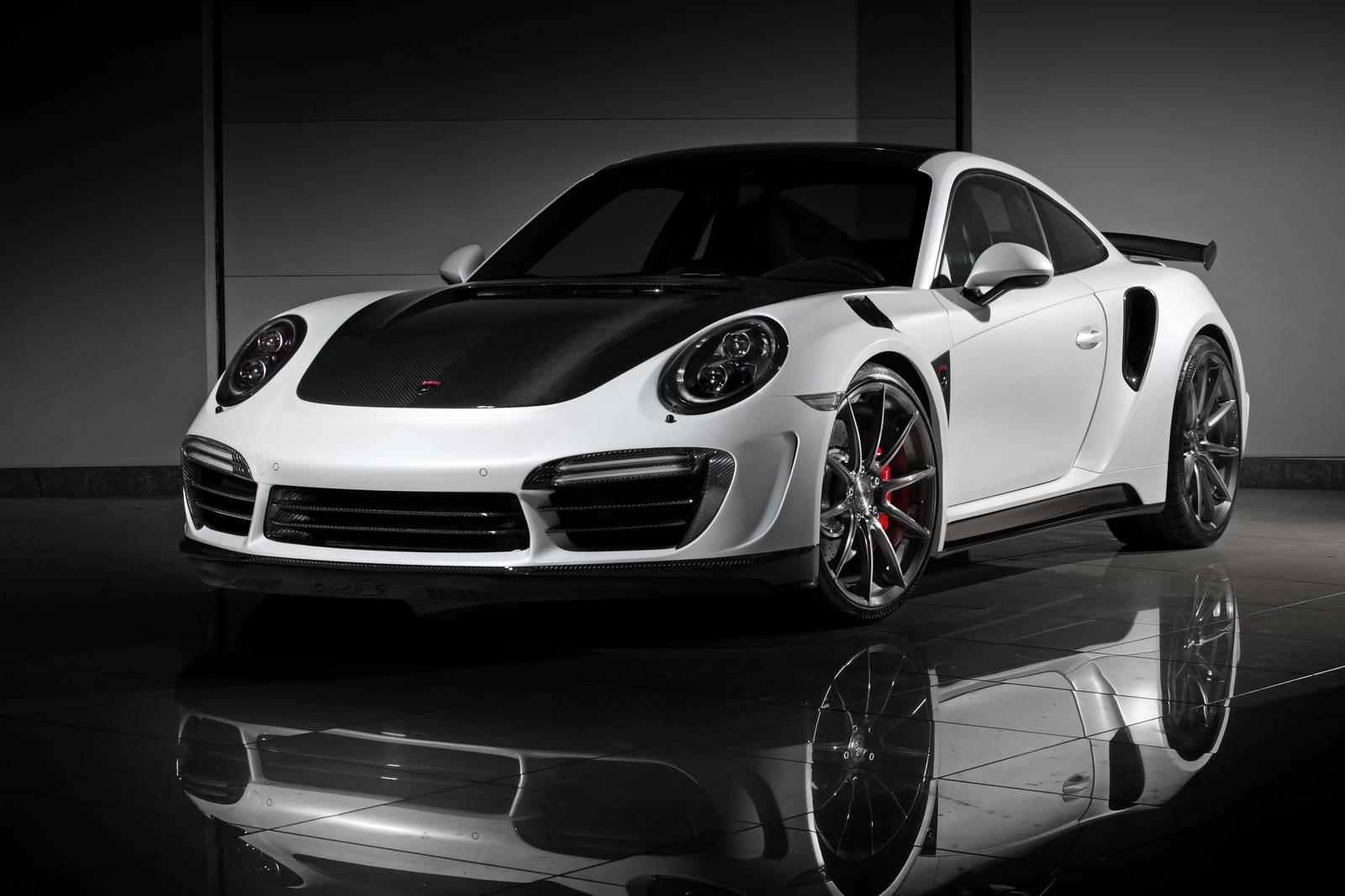 Porsche Stinger Gtr