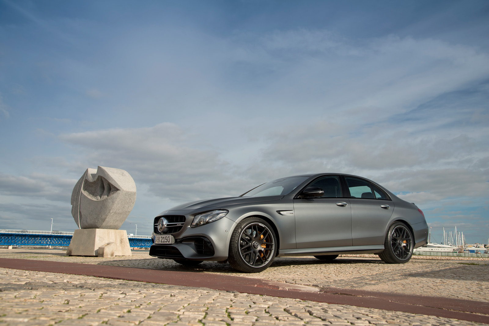 2017 Mercedes-AMG E63 S 4MATIC+ Review
