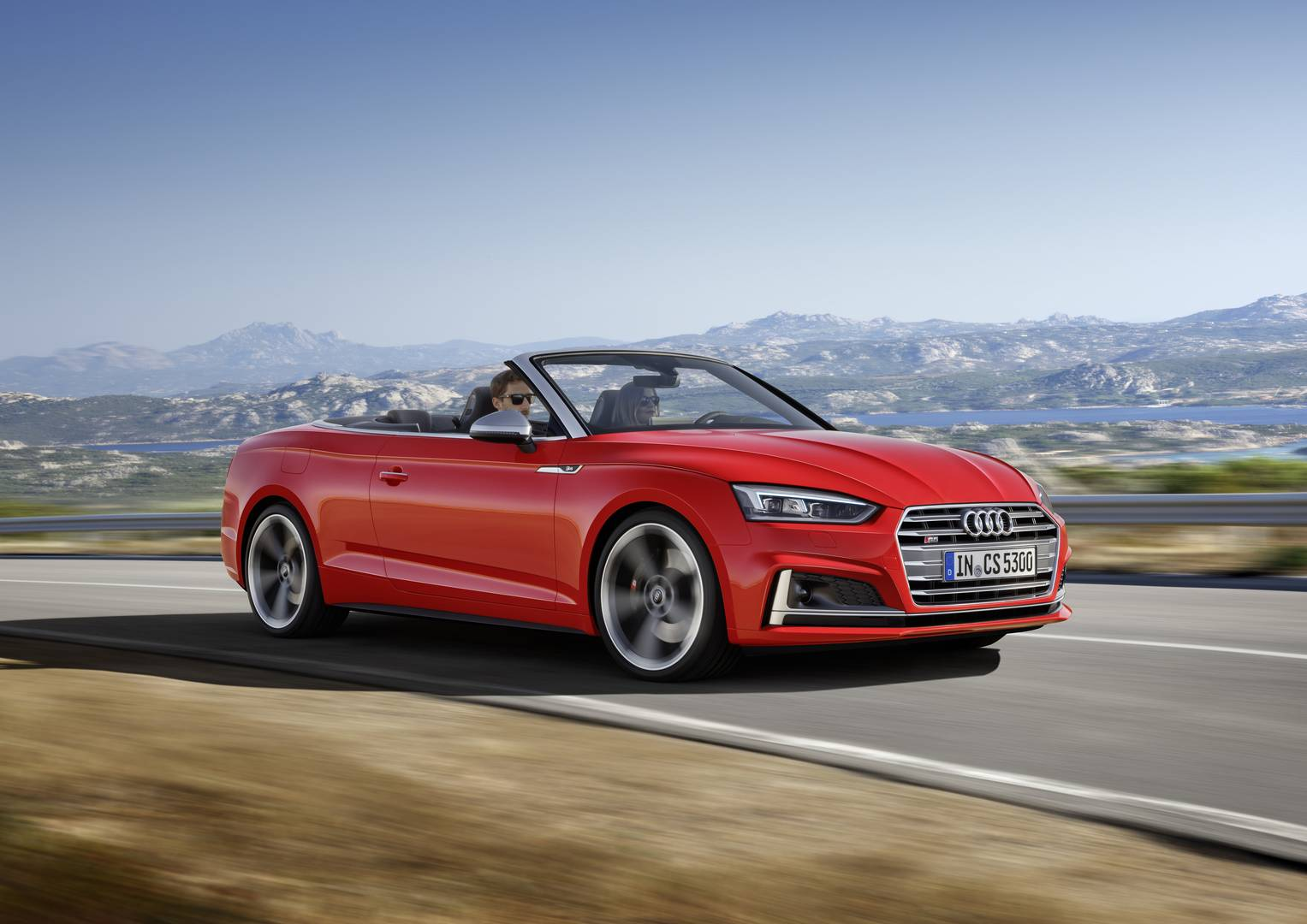 Official Audi A And S Cabriolet GTspirit - Audi official