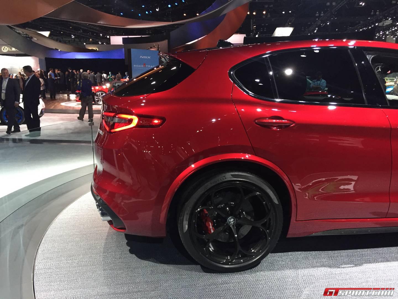 La Auto Show 2016 505hp Alfa Romeo Stelvio Qv Gtspirit