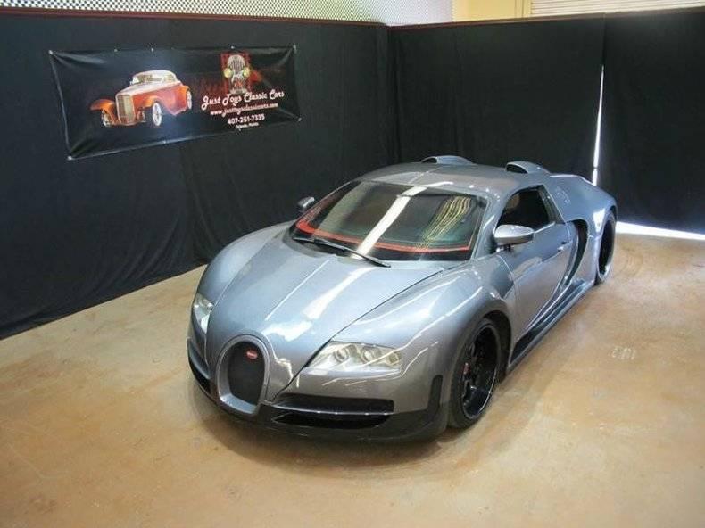 bugatti veyron replica based on mercury cougar asking. Black Bedroom Furniture Sets. Home Design Ideas