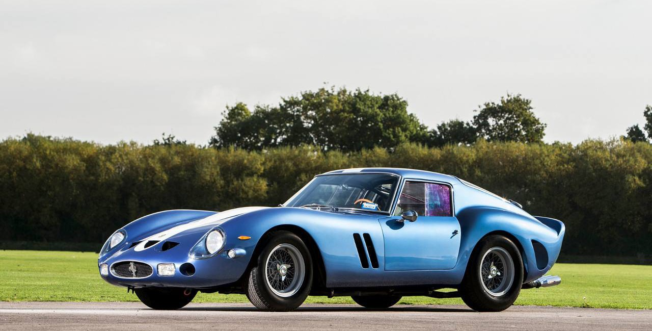 1962 Ferrari 250 GTO s\/n 3387GT for Sale at $56,400,000  GTspirit