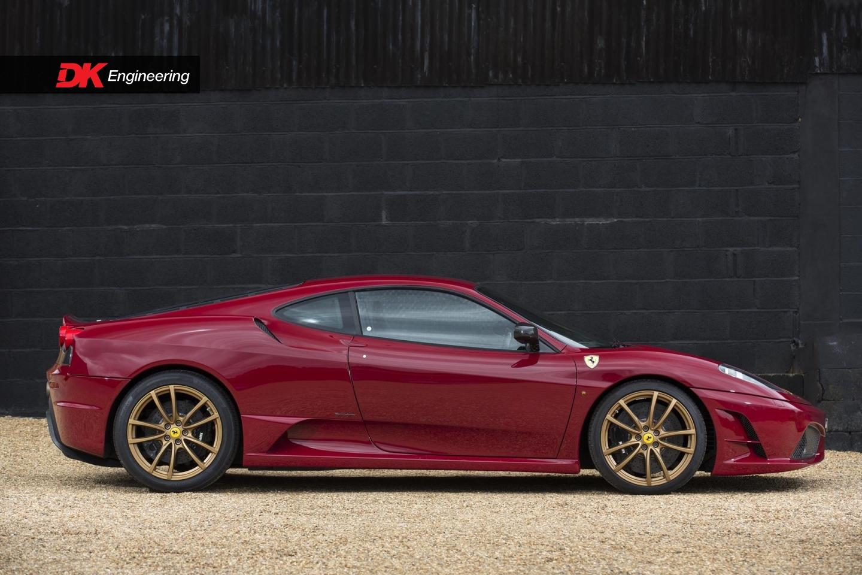 Rosso Mugello Ferrari 430 Scuderia For Sale At 204 995 In The Uk Gtspirit