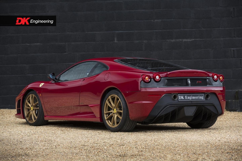 Rosso Mugello Ferrari 430 Scuderia For Sale At 163 204 995 In