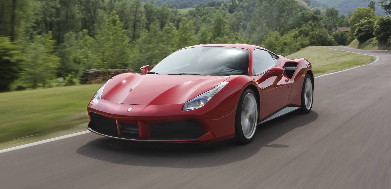 2017 ferrari 488 gtb review car