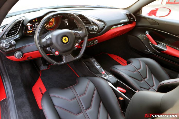 Ferrari 488 GTB Details (5)