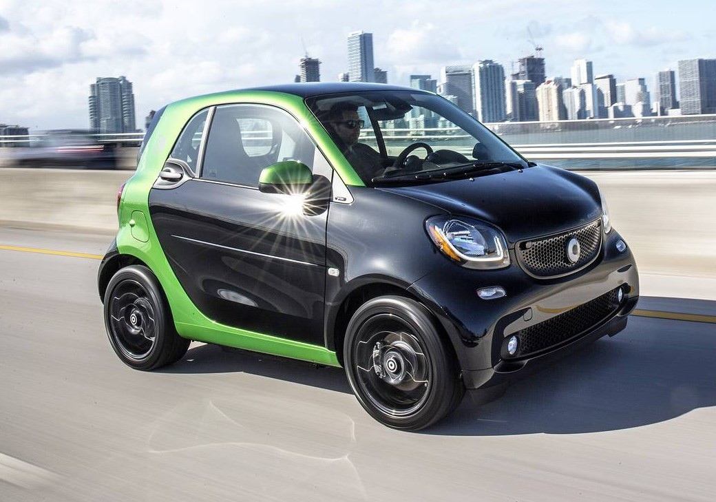 2017 Smart Electric Drive Review