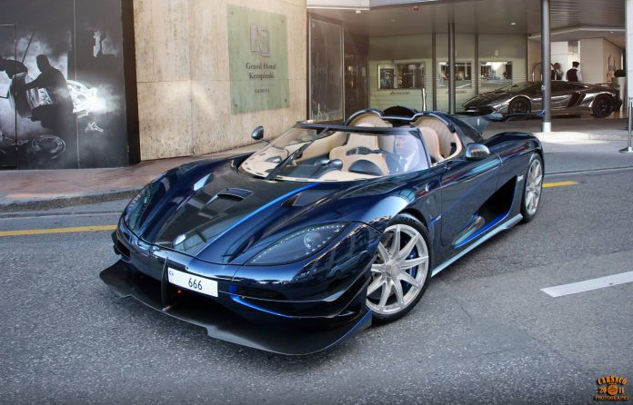 Koenigsegg One:1 chassis #111 by Carsnco