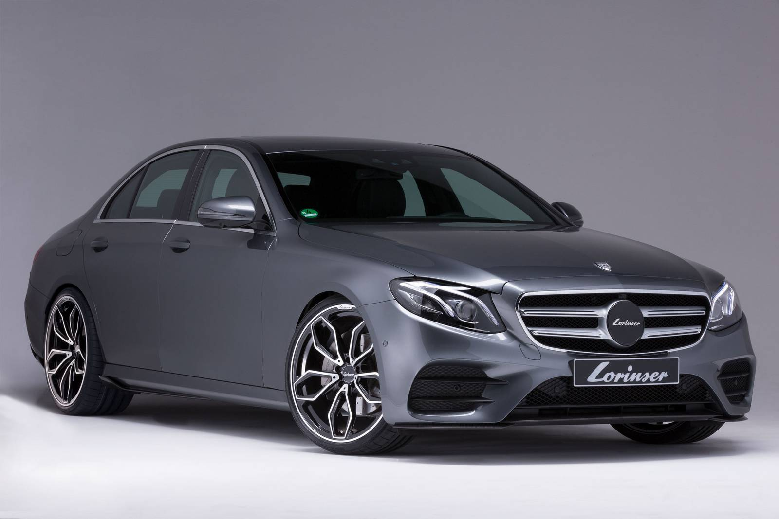 Official 2017 lorinser mercedes benz e class gtspirit for Mercedes benz lorinser