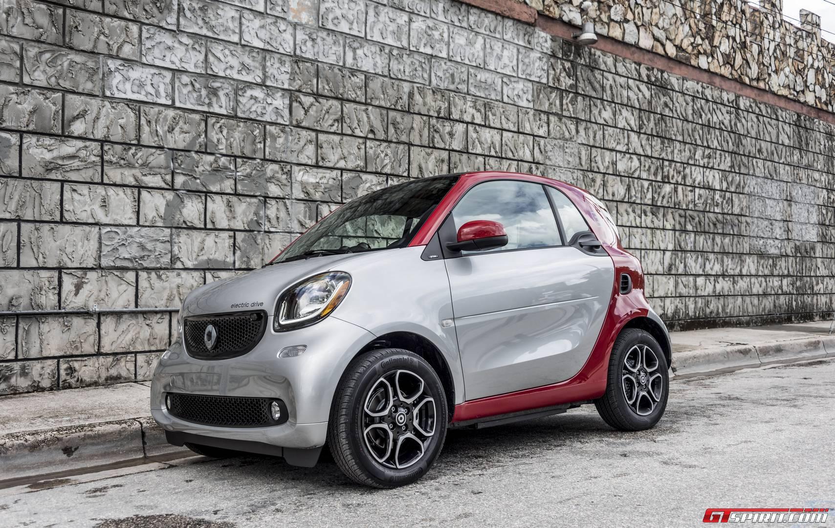 2017 Smart Electric Drive Review  GTspirit