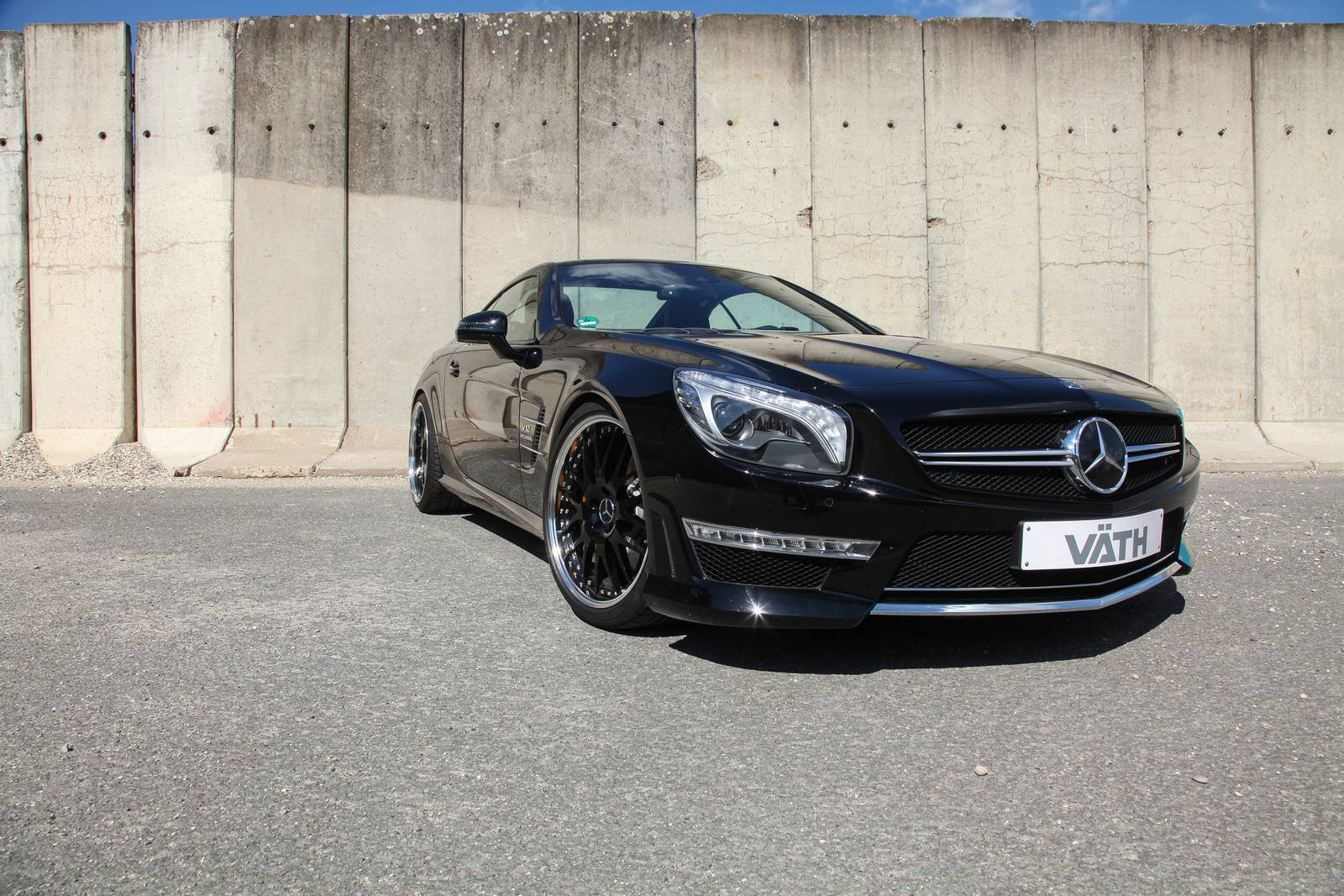 Official 700hp vath mercedes amg sl 65 gtspirit for Mercedes benz slk 65 amg
