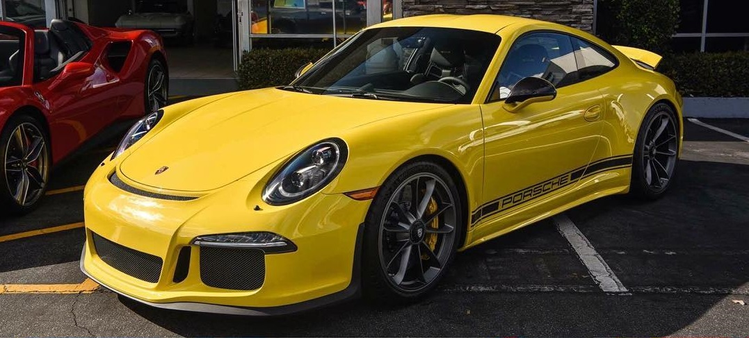 911R For Sale >> Porsche 911 R For Sale At 1 Million In The Us Gtspirit