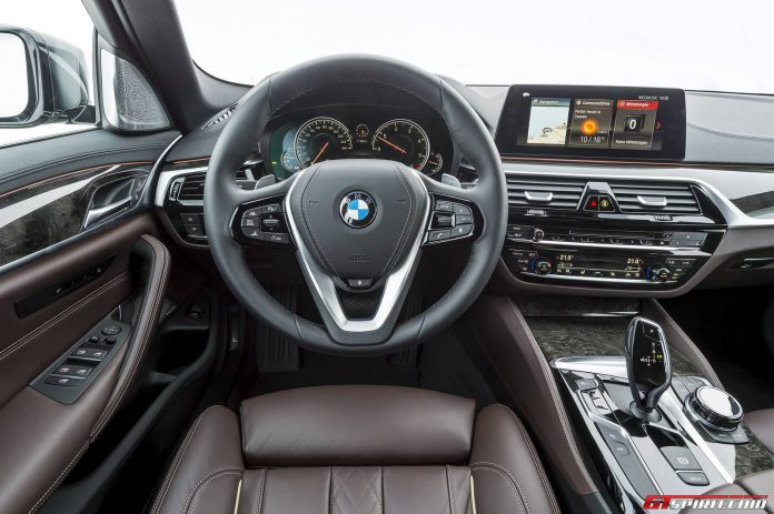 BMW 530d xDrive Interior