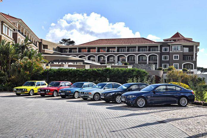BMW 5-Series G30
