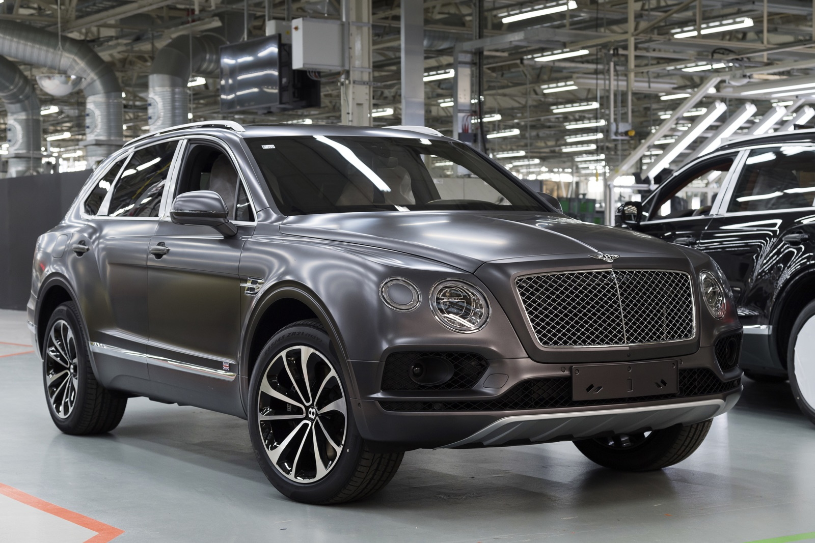 Bentley Bentayga Speed to Launch with 650hp W12