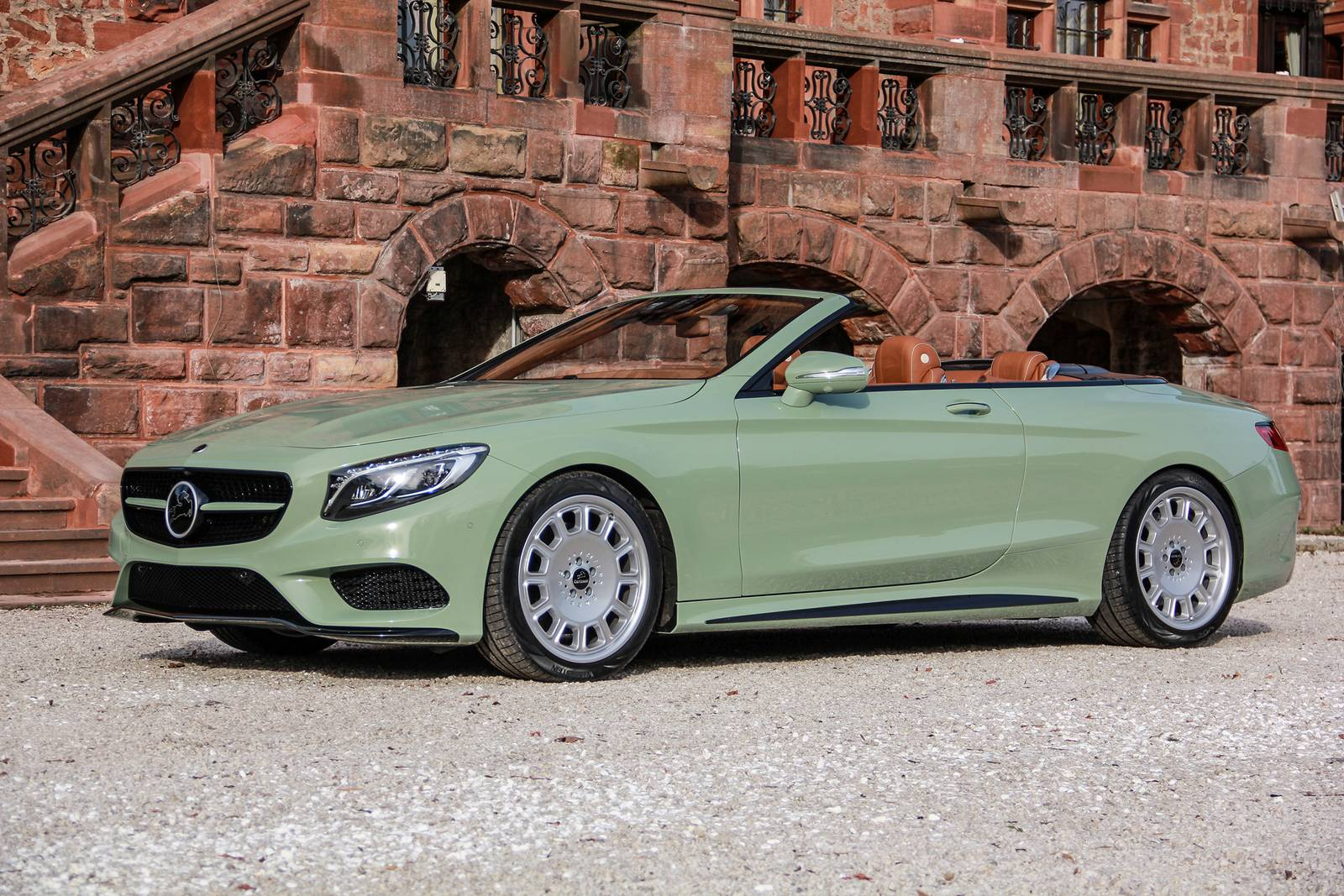 Carlsson Create Retro Mercedes-Benz S-Class Convertible
