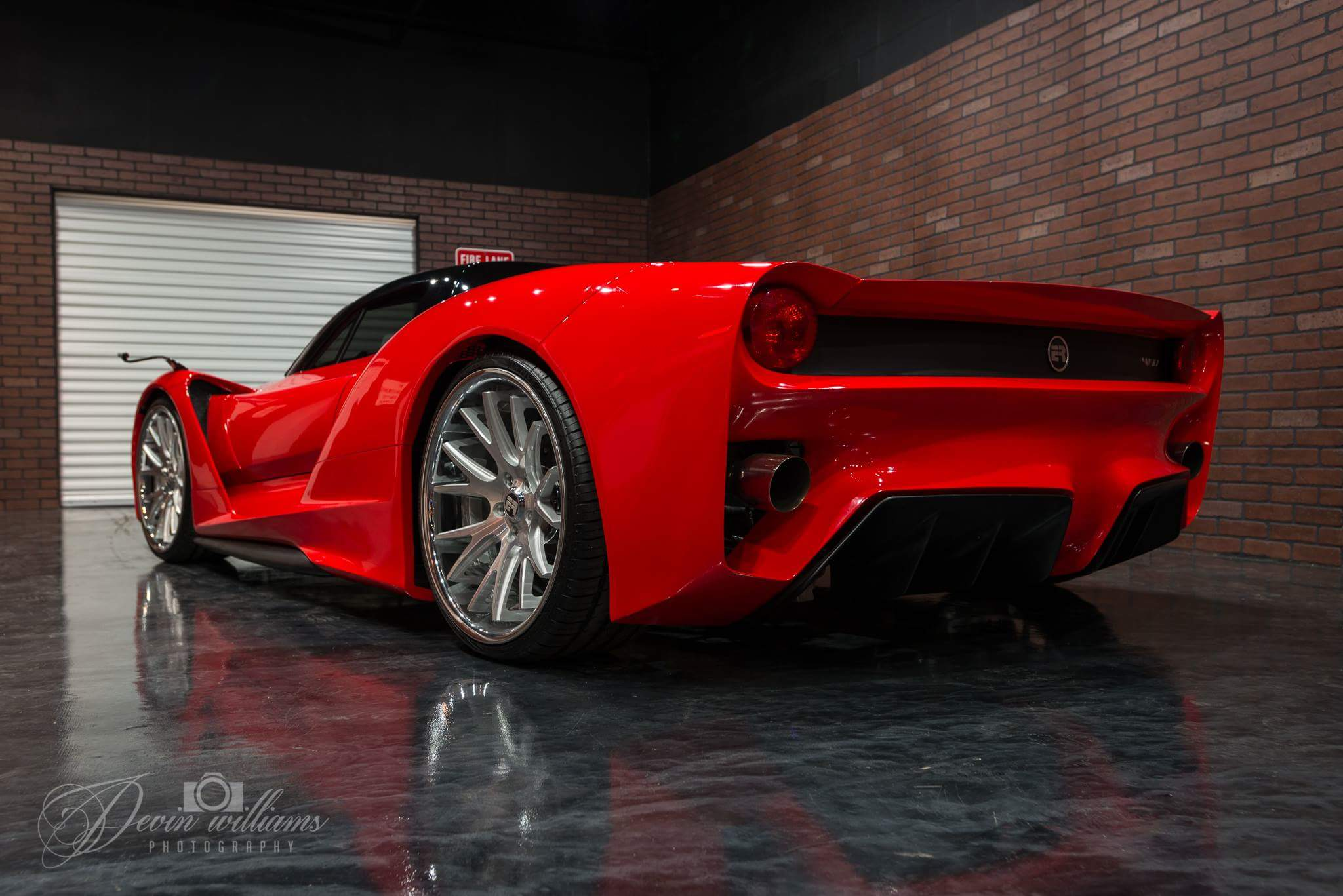 New ER W70 Supercar is a LaFerrari Look Alike...or Not!