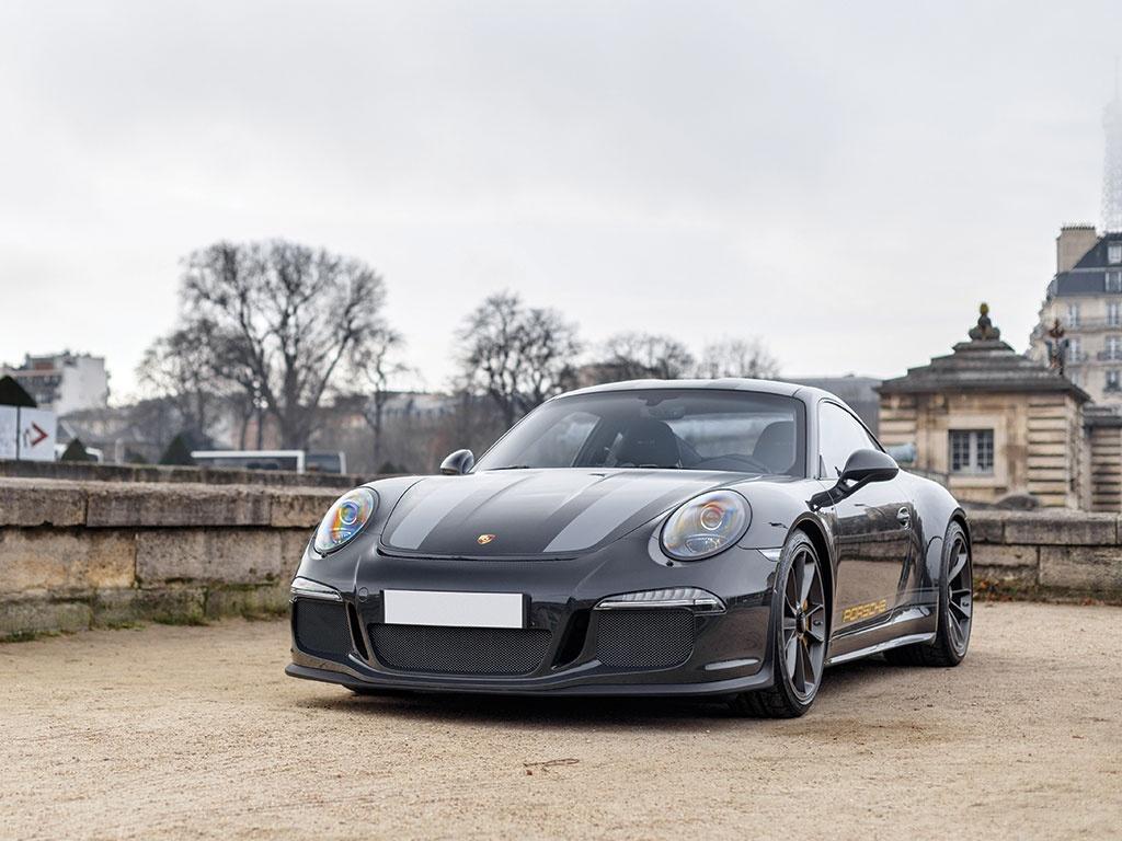 Home gt steve mcqueen porsche paintings - Unique Pts Porsche 911 R Steve Mcqueen Edition To Be Auctioned