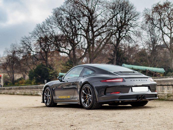 PTS Slate Grey Porsche 911 R (17)