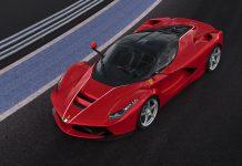 500th LaFerrari Auctioned