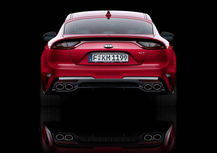 KIA Stinger GT (18)