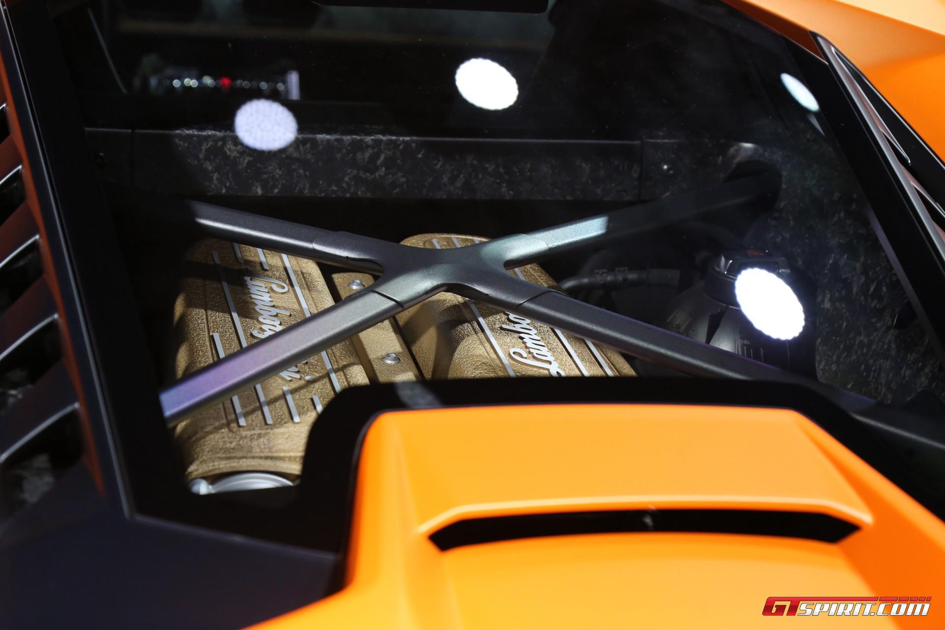 Lamborghini Huracan Performante at Geneva