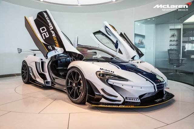 john 3 16 mclaren p1 gtr for sale in the us gtspirit. Black Bedroom Furniture Sets. Home Design Ideas