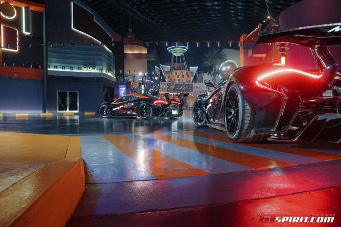 McLaren P1 GTR IMG Worlds of Adventure 037