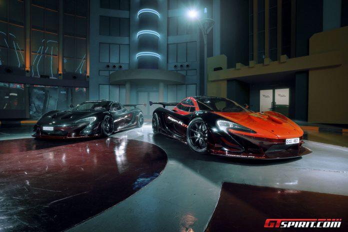 McLaren P1 GTR IMG Worlds of Adventure 039