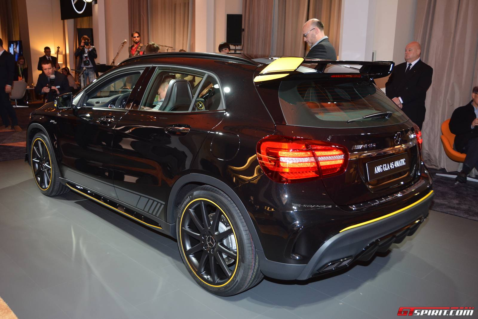 Adams Car Sales >> Detroit 2017: Mercedes-AMG GLA 45 - GTspirit