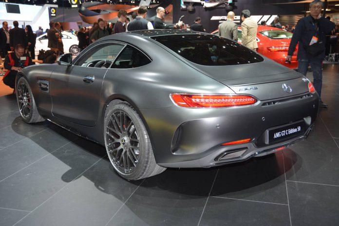 Mercedes-AMG GT C Edition 50 (12)