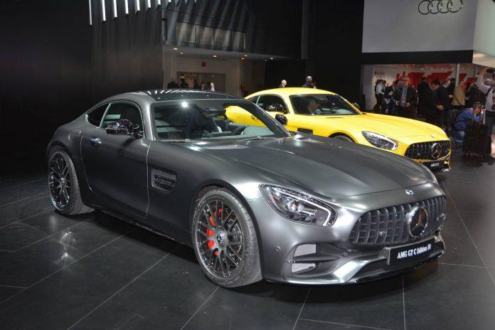 Mercedes-AMG GT C Edition 50 (1)